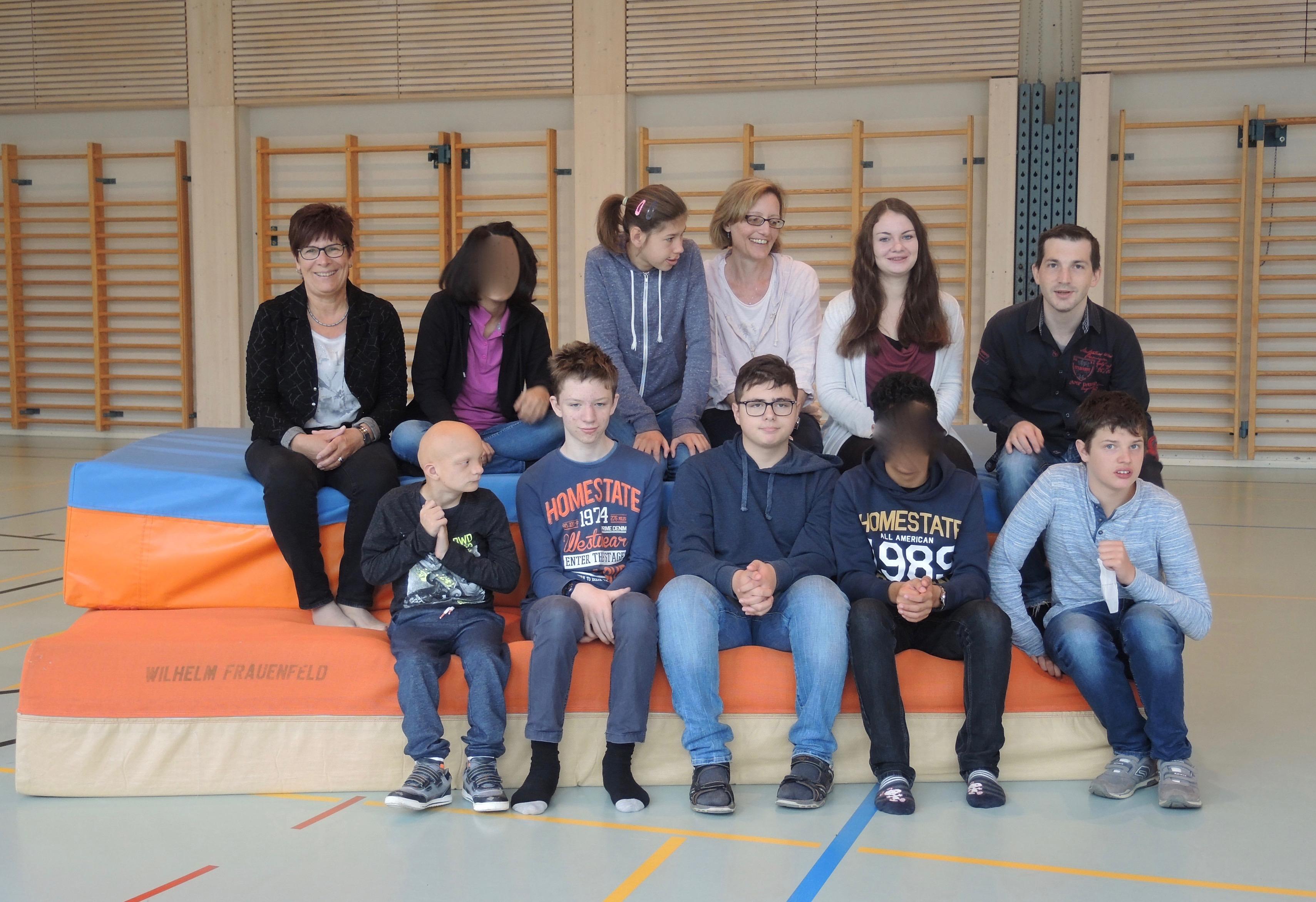 Schule Kaltbrunn Online: Oberstufe