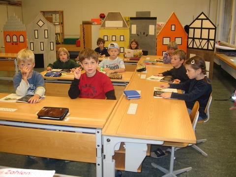 Schulen Frauenfeld Unser Schulzimmer